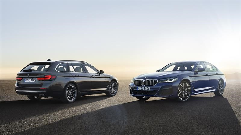 Todo sobre el nuevo BMW Serie 5: Más deportivo, seguro y eficiente