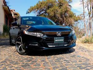 Honda Accord 2018 llega a México desde $443,900 pesos
