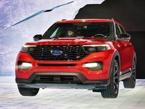 Ford Explorer ST 2020, picante camioneta de la firma del óvalo