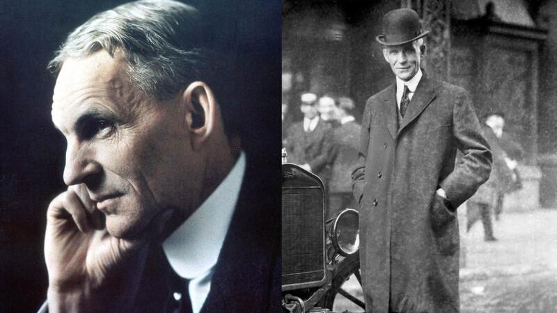 10 cosas que no sabías de Henry Ford
