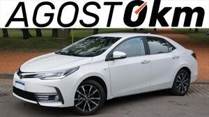 Toyota y sus precios en Agosto 0km