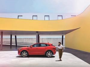 Jaguar E-PACE 2018 debuta