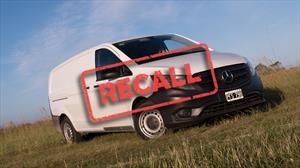 Recall para la Mercedes-Benz Vito