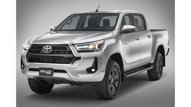 Toyota Hilux 2021 llega a México, mejora en todo para contratacar a la nueva Nissan NP300-Frontier