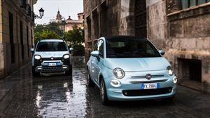 FIAT 500 y Panda Hybrid se presentan