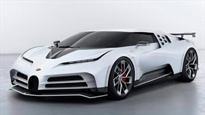 Bugatti Centodieci rinde homenaje al EB110 con una carrocería espectacular y 1,600 hp