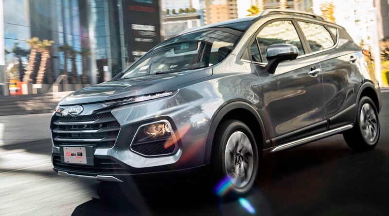 JAC Sei3 2021 llega a México, nueva imagen para la popular SUV china