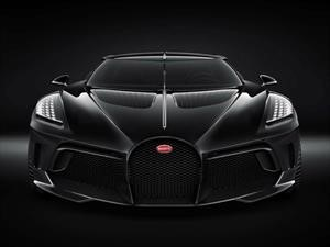 "Bugatti ""La Voiture Noire"", el auto de $240 millones de pesos"