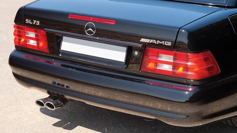 Mercedes-Benz tendría en mente recuperar la denominación AMG 73