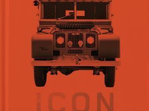Icon, el libro que honra al Land Rover Defender