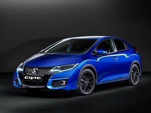 El Honda Civic europeo muestra su nuevo look