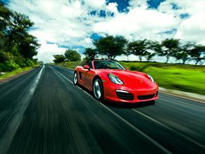 Porsche Boxster S 2013 a prueba