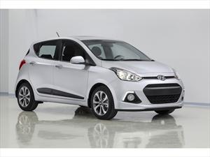 Nuevo Hyundai i10 2014 se presenta