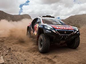 Dakar 2015: Peugeot consumó el regreso