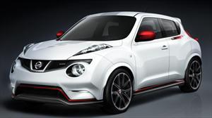 Nissan Juke Nismo Concept debuta en el Salón de Tokio 2011