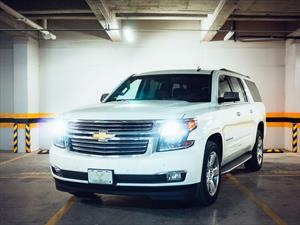 Test de Chevrolet Suburban 2015