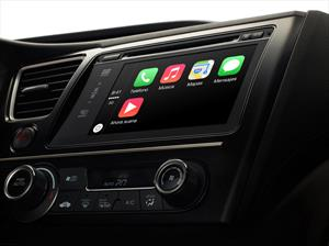 Apple CarPlay estará en 40 modelos para finales de 2015