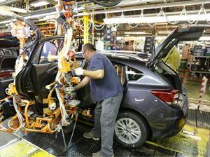 Subaru comienza la producción del Impreza 2017 en EU