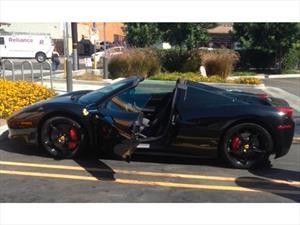 En EE.UU. se robaron una Ferrari 458 Spider dos veces seguidas