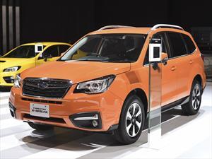 Subaru Forester 2016 se renueva para Japón