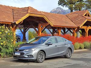 Nuevo Chevrolet Cruze 2016: Se estrenó en Argentina