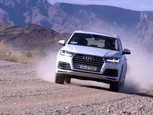 Video: Este es el nuevo Audi Q7 en acción