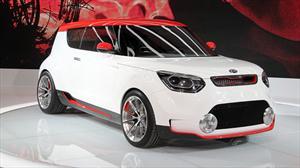 Kia Trackster Concept debuta en el Salón de Chicago