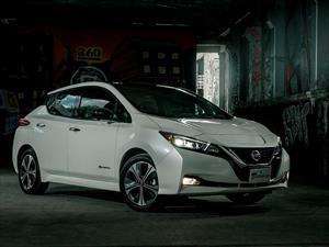 Nissan Leaf 2019 llega a México debuta