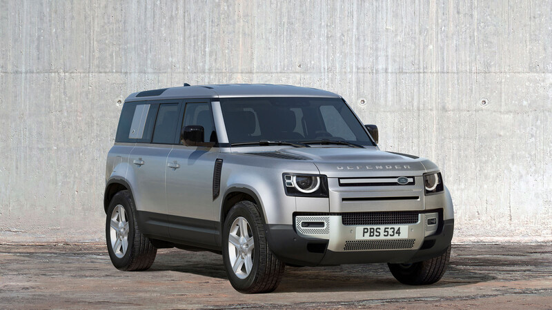 Land Rover Defender 2020 debuta