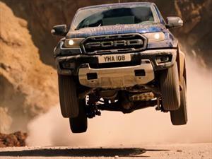 Verano 2019: Ford Ranger Raptor anticipa su llegada a la Argentina