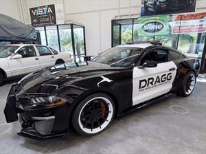 Ford Mustang 2018 por DRAGG, creado para perseguir y vencer
