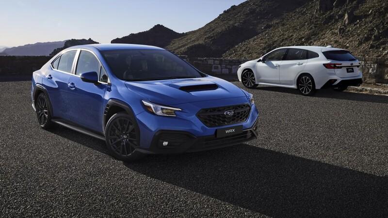 Subaru WRX Sport Wagon vuelve, pero con una trampa