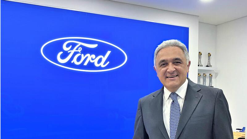 Cambios en el corporativo de Ford Motor Colombia