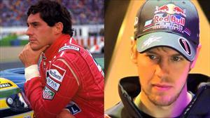 F1: Vettel se inspira en Senna