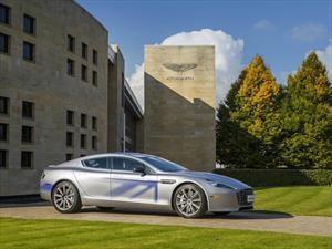 El Aston Martin Rapide será íntegramente eléctrico