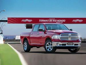RAM será el vehículo oficial del Moto GP de Río Hondo