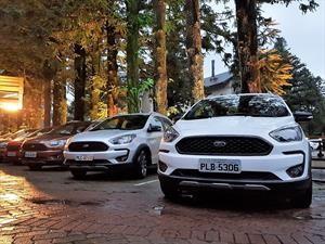 Nuevos Ford Ka, Ka+ y Ka Freestyle se presentan