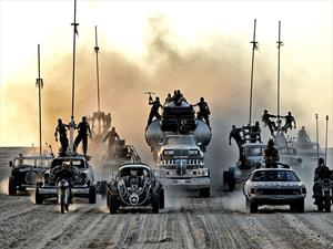 Top 10: Los autos de Mad Max