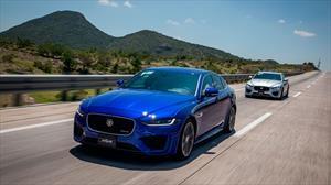 Jaguar XE 2020 primer contacto, una actualización que llega justo a tiempo