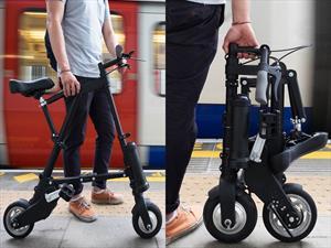 A-Bike Electric, la bicicleta eléctrica más pequeña del mundo