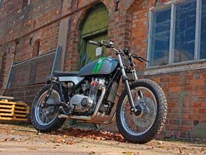 BGM Kawasaki Z400 Full Speed, fabulosa a los 40