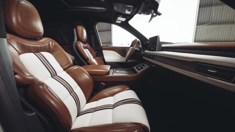 Lincoln Aviator Shinola Concept, el elegante resultado de la colaboración de 2 marcas de Detroit