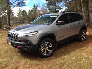 Jeep Cherokee 2014 llega a México desde $392,800 pesos