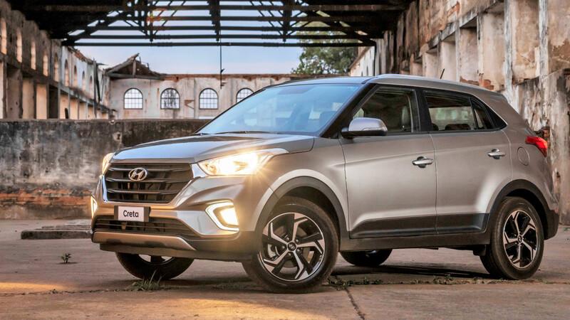 200.000 Hyundai Creta se han fabricado en la región