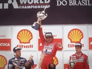 La alegría es sólo brasileña: Senna y el GP de Brasil en 1991
