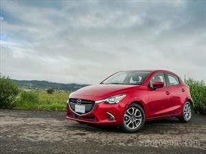 Mazda 2 2018 a prueba