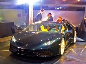 Ya hay 700 pedidos para el Lamborghini Huracán y ni siquiera se ha empezado a comercializar