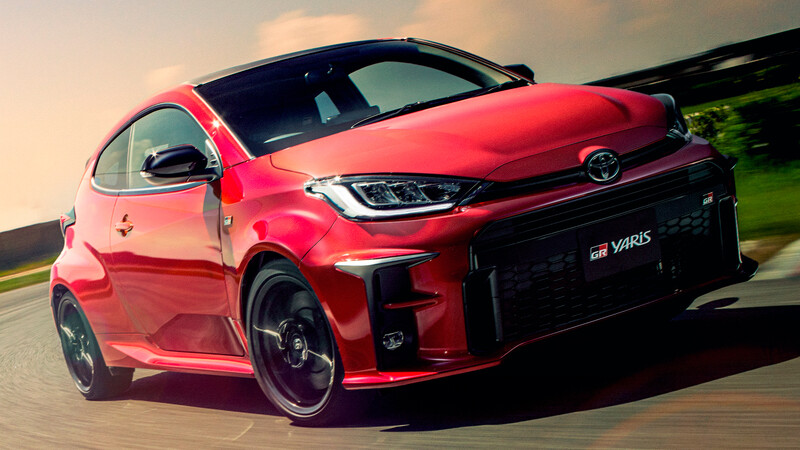Toyota GR Yaris 2021 llega a México, estará disponible en el verano y es de edición limitada