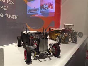 Recorre la expo de carros a escala en el Museo Franz Mayer