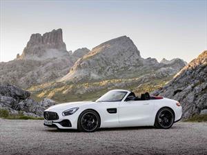 Mercedes-AMG GT Roadster 2018, ahora a cielo descubierto